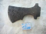 Находка средневекового топора в Калужской области