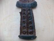 Киммерийский биметаллический кинжал