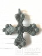 Крест КР XII в. Скандинавского типа, большой
