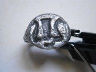 Перстень печать с княжеской тамгой Рюриковичей 11-12 век