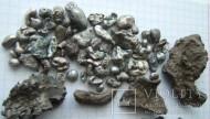 Металлопластика и лом Черняховской культуры, серебро