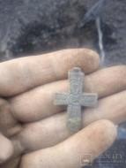 Скандинавский крестик кощейчик
