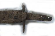 Сабля половецкая-ордынка 12-14 век