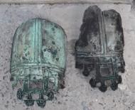Гуннский медный котёл. IV - V век