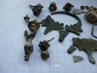 Обломки древнерусских колтов