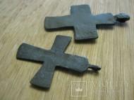 Скандинавские нательные кресты, времен Киевской Руси