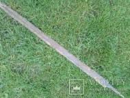 Клинок меча с широкими долами по всей длине