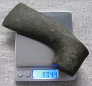 Вислообушный топор Круга Культур Шнуровой Керамики