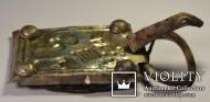 Большая пряжка со львом. Готы 6 век