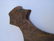 Топор варяжского типа (Dane axe)