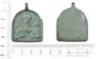 Богородица Одигитрия (Путеводительница). 12-13 век