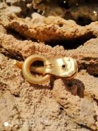 Золотая пряжка. Поздняя Римская Империя