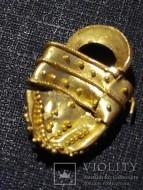 Золотая ароматница, Черняховская культура