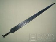 Сарматский меч с Т-образным навершием