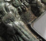 Древнерусский рельефный энколпион