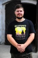 Археолог Матеуш Гурски
