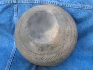 Горшок катакомбной культуры с ямочно-гребенчатым орнаментом