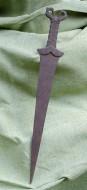 Акинак-меч с зооморфным изображением