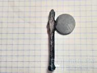 Герма. Маленький бронзовый столбик бога Гермеса