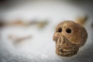 Ведьмин талисман - череп. Клад древней ведьмы