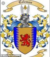 герб Колмана Coleman