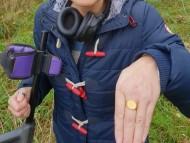 Находка золотого перстня у озера Лох-Ломонд