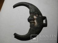 Конская сбруя полумесяц-лунница, 18 столетие