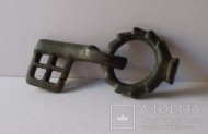 Складной ключ, Византия