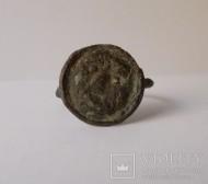 Перстень «Ярило» трискеллион