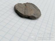 Вислая печать: Олег (Михаил) Святославич 1073-1115 гг..