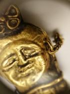 Золотая подвеска - Двуликий Янус