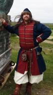 Богатый мужской костюм 10 века