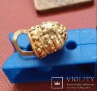 Золотая корзинка-ароматница, Черняховская культура