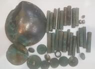 элементы ожерелья, сбруйные бляшки, фаллары