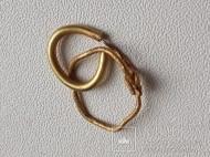 Золотые височные кольца, Черняховская культура