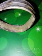 Трещины на золотоордынском браслете
