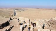 Зерзеванский замок - известный археологический объект Турции