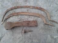 Рабочие инструменты Древней Руси