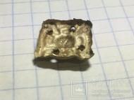Скифская золотая накладка (0,42 гр.)