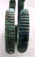 Массивные парные браслеты с рисунком. Кобанская культура(12-8вв до н.э.)