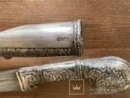 Шашка в серебре, Кавказ