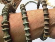 Киммерийские или раннескифские шипастые бронзовые браслеты, 8-6 век до н. э.
