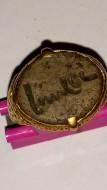 Перстень- печатка, золото-камень, ориентировочно XI- XIII вв. Персы, или сельджуки
