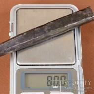 Серебряная полтина - 80 грамм