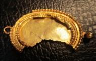 Золотая подвеска скифов, 3 грамма