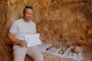 раскопки в Зерзеванском замке в Турции
