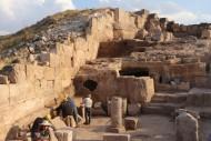 в Турции нашли древнюю ассирийскую цилиндрическую печать