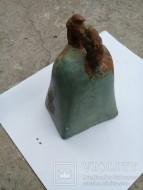 Бронзовый античный колокольчик
