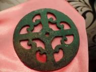Древнеримское украшение конской сбруи. 3 век