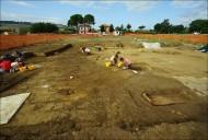 Рис. 3. Общий вид раскопа (фото Ф. Боски)